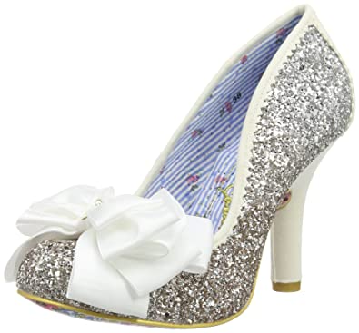Irregular Choice Women's Ascot Closed-Toe Heels New And Fashion WglK27V4