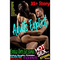 Adults Explicit Erotica Dirty Sex Stories: Hottest, Naughty, Forbidden Family Bedtime Taboo Collection | Sex Stories…
