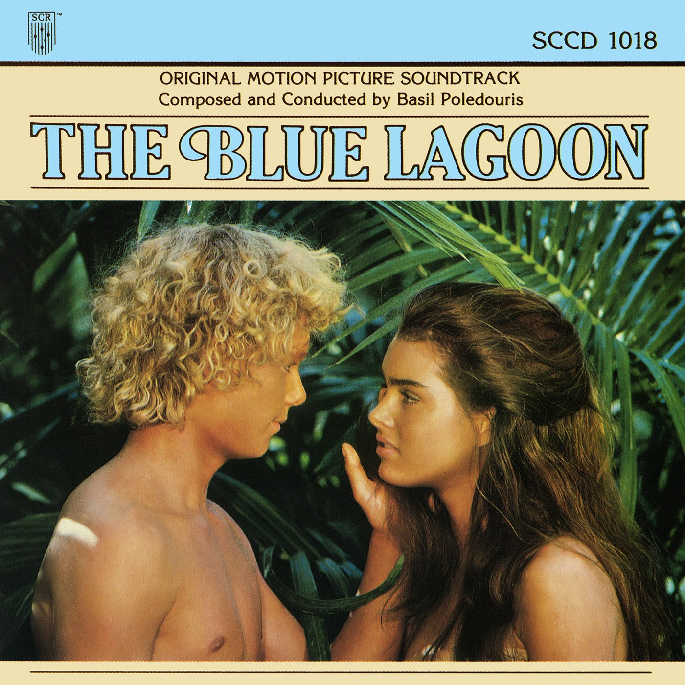 Poledouris - The Blue Lagoon Orig Soundtrack B00002M6C3