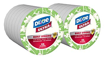 Dixie Ultra Paper Plates 8 1/2 Inches 420 Count  sc 1 st  Amazon.com & Amazon.com: Dixie Ultra Paper Plates 8 1/2 Inches 420 Count ...