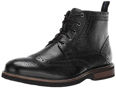 0c0544d0e206f Nunn Bush Men's Odell Wingtip Classic Chukka Boot with Comfortable KORE  Lightweight Walking Technology