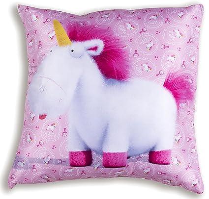 Gran Minions Unicornio Cojín
