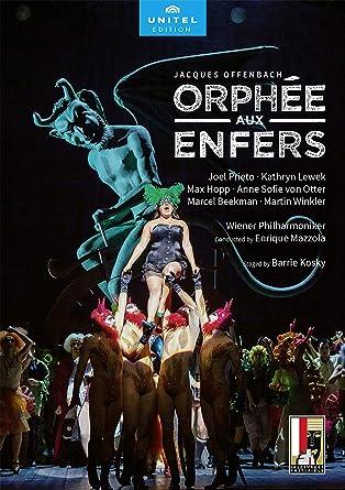 オッフェンバック : 喜歌劇≪天国と地獄 (地獄のオルフェ)≫ / ザルツブルク音楽祭2019 (Offenbach : Orphee aux Enfers / Salzburg Festival 2019) [DVD] [Import] [Live] [日本語帯・解説付]