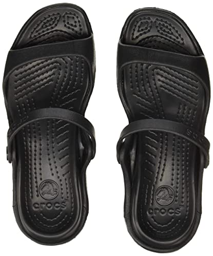 92e1e379b30 crocs Women s Cleo Fashion Sandals  Buy Online at Low Prices in ...