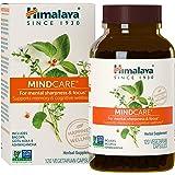 Himalaya MindCare/Mentat with Bacopa and Gotu Kola for Brain and Mental Alertness 120 Capsules, 1170 mg