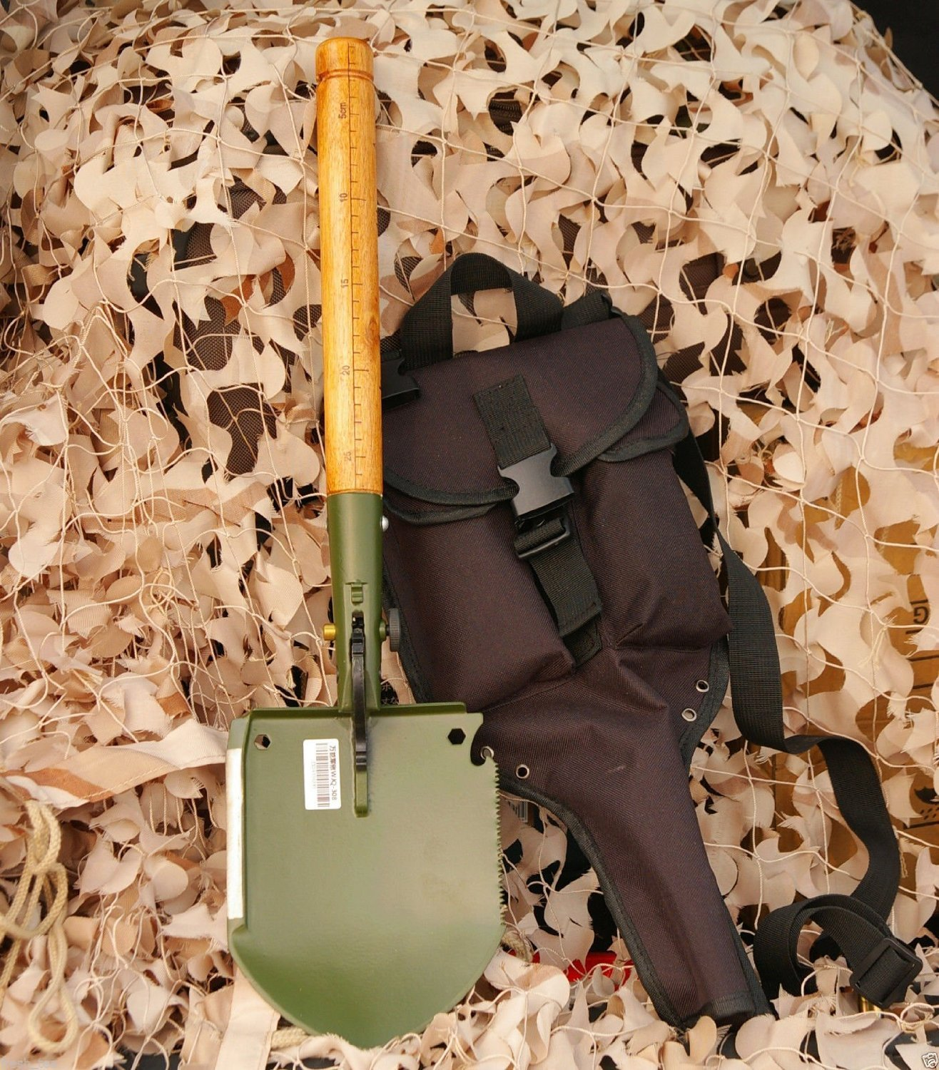 WJQ-308 Chinese Military Shovel Emergency Tools by WJQ-308 (Image #1)