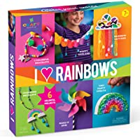 Deals on Craft-tastic I Love Rainbows Craft Kit