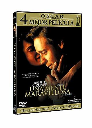 Una mente maravillosa (Edición especial) [DVD]: Amazon.es ...