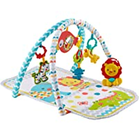 Fisher Price Colourful Carnival 3-in-1 Musical Activity Gym