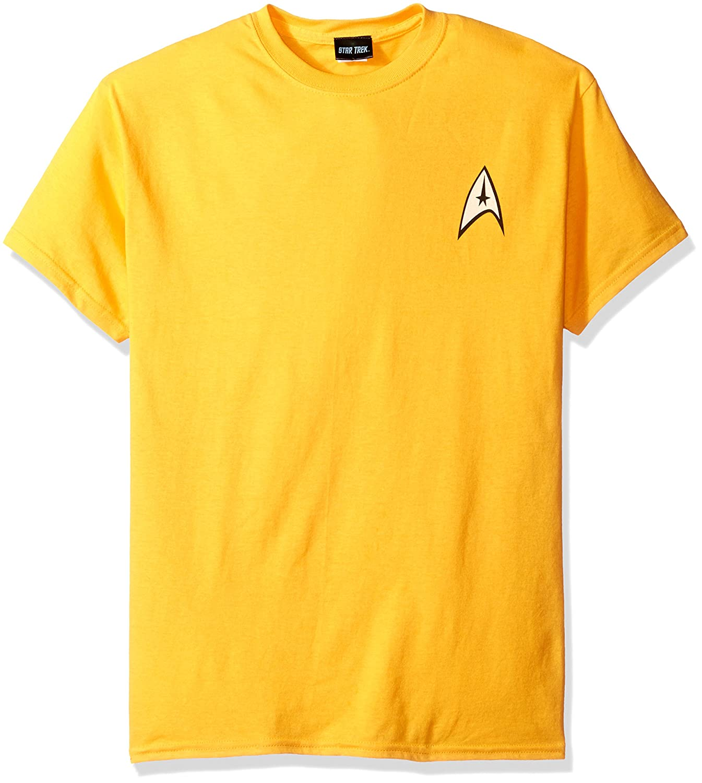 Amazon star trek command uniform t shirt movie and tv fan t amazon star trek command uniform t shirt movie and tv fan t shirts clothing buycottarizona