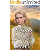Grace: A Sweet Historical Western Romance (Brides of Fremont County Book 1)