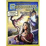 Carcassonne 3: Princess and Dragon (2016 English edition)
