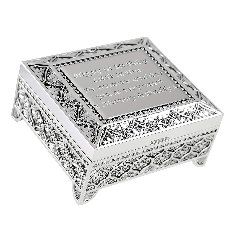 Maisie Custom Bracelet Newborn Baby Christening Gift Personalise Bangle Engraved