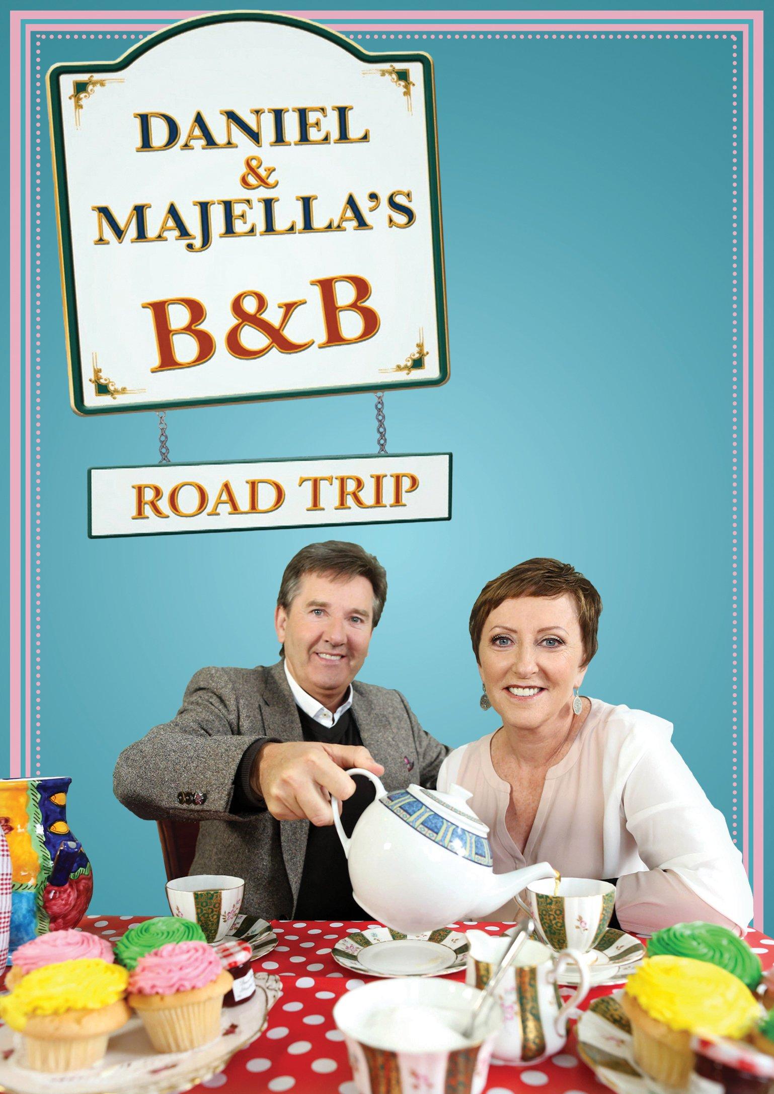 DVD : Daniel and Majellas B&B Roadtrip