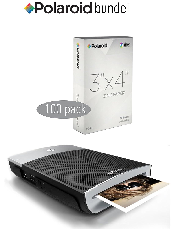 Polaroid GL10 Bluetooth Digital Impresora fotográfica con ...