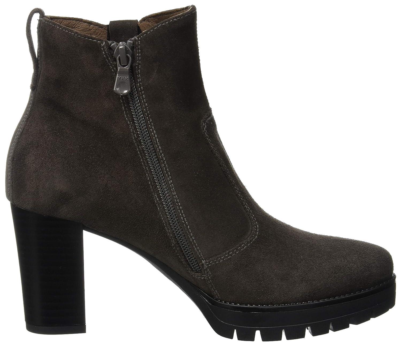 Nero Giardini Velour Carbone TR Lima, Botines para Mujer: Amazon.es: Zapatos y complementos
