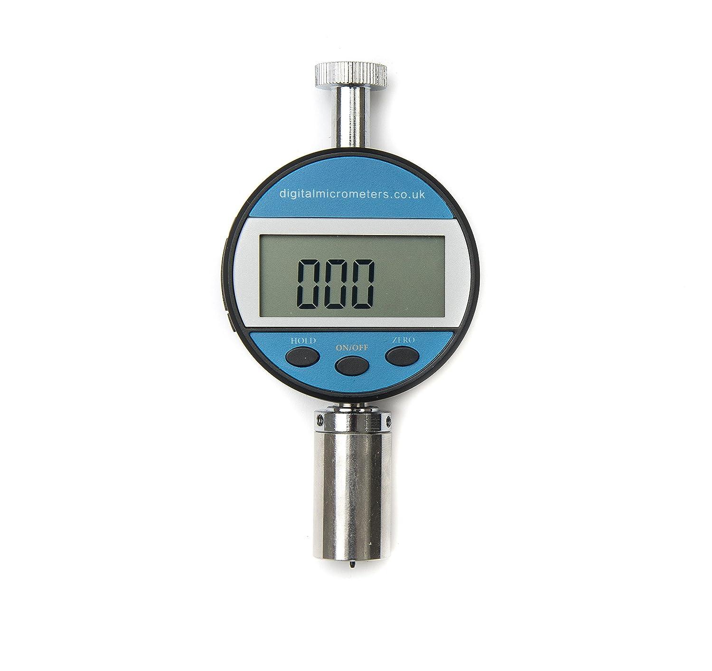 DML Shore A Digital Hardness Tester Durometer 12 Months Warranty Digital Micrometers Ltd