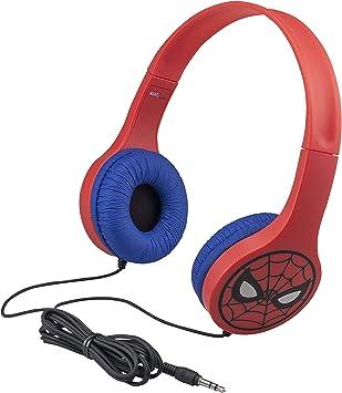 Ekids Spider Man Headphones Sm V126 Rot Sm V126 Elektronik