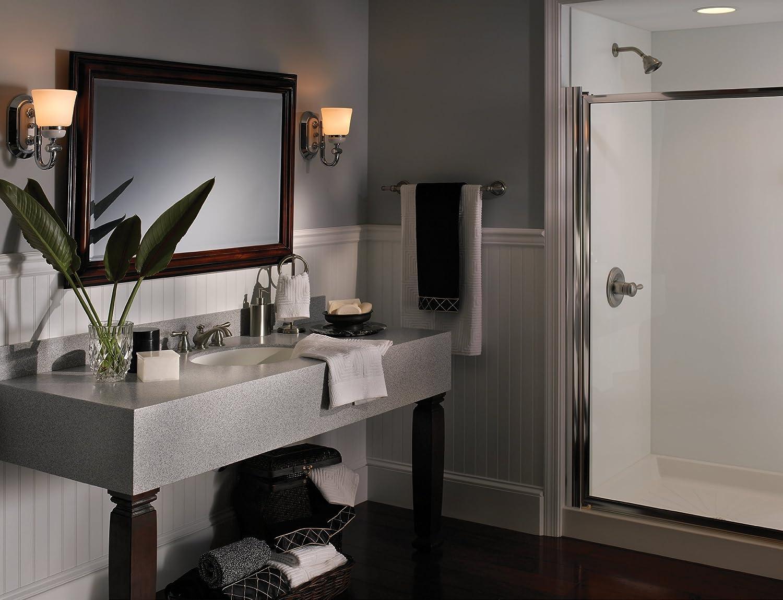 Delta 3578LFSS-278SS Leland Two Handle Widespread Bathroom Faucet ...