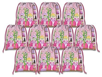 Amazon.com: Spa Salon bolsas de cordón niños suministros ...
