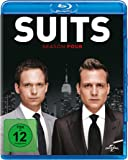 Suits - Season 4 [Blu-ray]