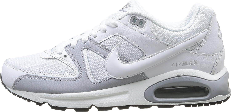 Nike, Air Max Command, Scarpe Sportive, Uomo, Bianco (White