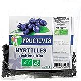 Myrtilles séchées bio