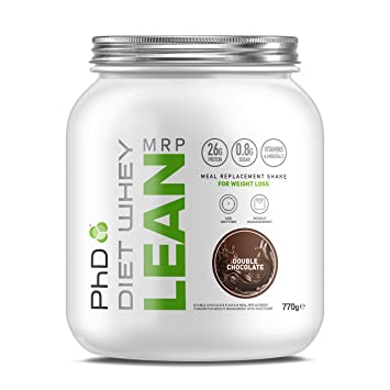 phd nutrition diet whey lean meal replacement powder double rh amazon co uk