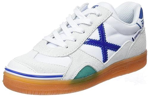 Munich Gresca Kid 01 S, Zapatillas de Deporte Unisex Niños: Amazon.es: Zapatos y complementos