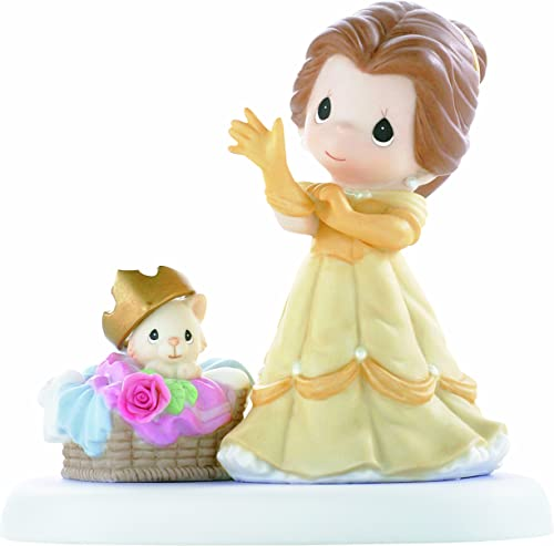 Precious Moments Disney Dressed for A Happily Ever After Figurine