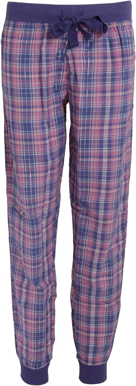 Foxbury Pantaloni da Pigiama a Quadri Donna