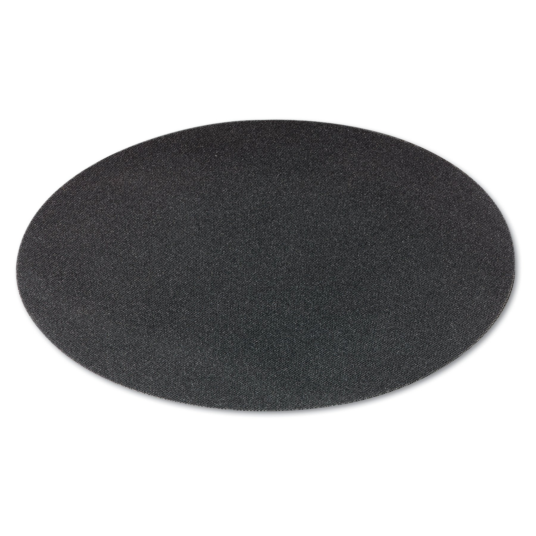Boardwalk BWK50208010 Sanding Screens, 20'' Diameter, 80 Grit, Black (Case of 10)
