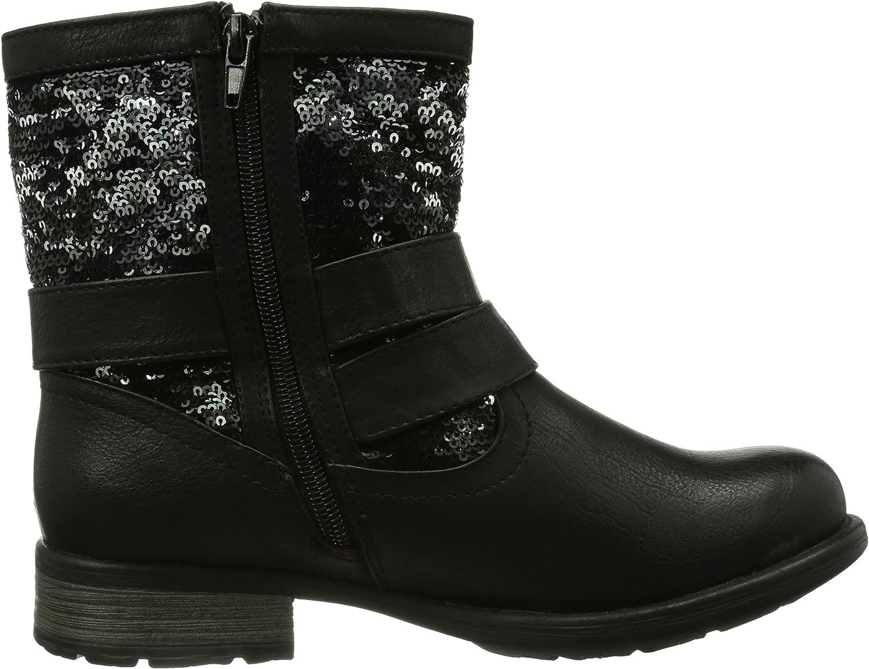 Rieker 97263 Damen Halbschaft Stiefel: : Schuhe xdCFd