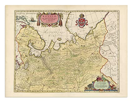 Amazon.com: The Blaeu Prints | Yamal'skiy Rayon, Russia ... on tynda russia map, volsk russia map, serpukhov russia map, volga river, ufa russia map, tatarstan russia map, elista russia map, vladivostok map, tula russia map, markovo russia map, grozny russia map, novgorod russia map, yurga russia map, bashkiria russia map, saint petersburg, crimea russia map, samara russia map, nizhny novgorod, warsaw russia map, yaroslavl russia map, irkutsk map, moscow map, astrakhan russia map,