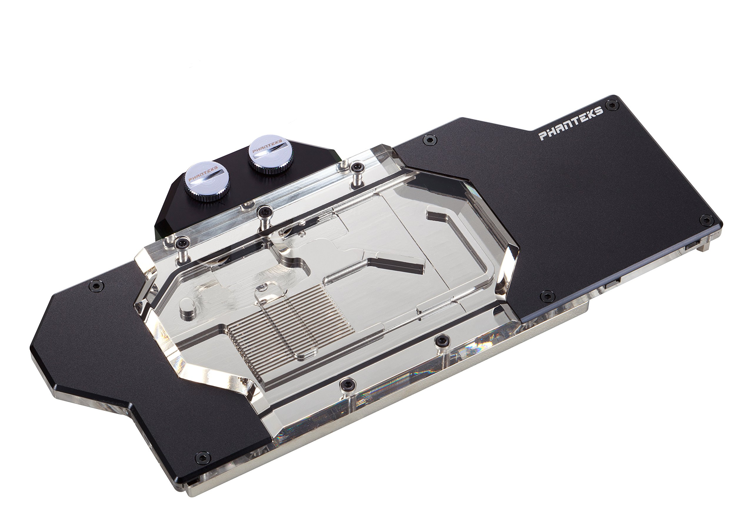 Phanteks G1080 GPU Full Cover Water Block for NVIDIA 1080/1070 Founder Edition PH-GB1080FE_CBKLD_01 by Phanteks