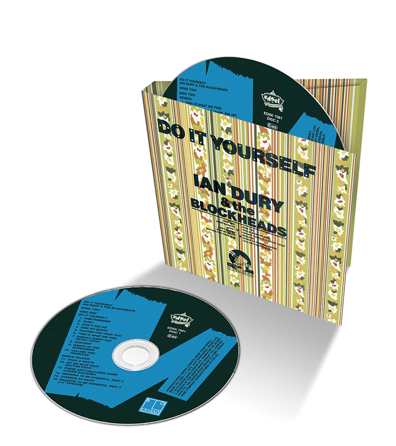 Do it yourself deluxe edition ian dury the blockheads amazon do it yourself deluxe edition ian dury the blockheads amazon msica solutioingenieria Image collections