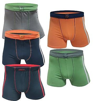 76001bbde8 5 10 Stück Boxershorts Jungen Unterhosen Unterwäsche Kinder (Gr.M - Alter:8