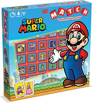 Top Trumps 002127 Super Mario Match: Amazon.es: Juguetes y juegos
