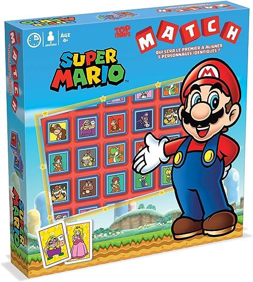 Top Trumps 002127 Super Mario Match: Amazon.es: Juguetes y juegos