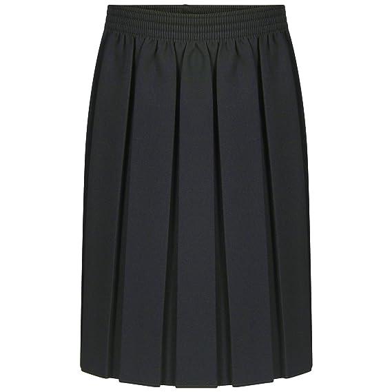 INDX-Clothing Falda - Plisado - para niña: Amazon.es: Ropa y ...