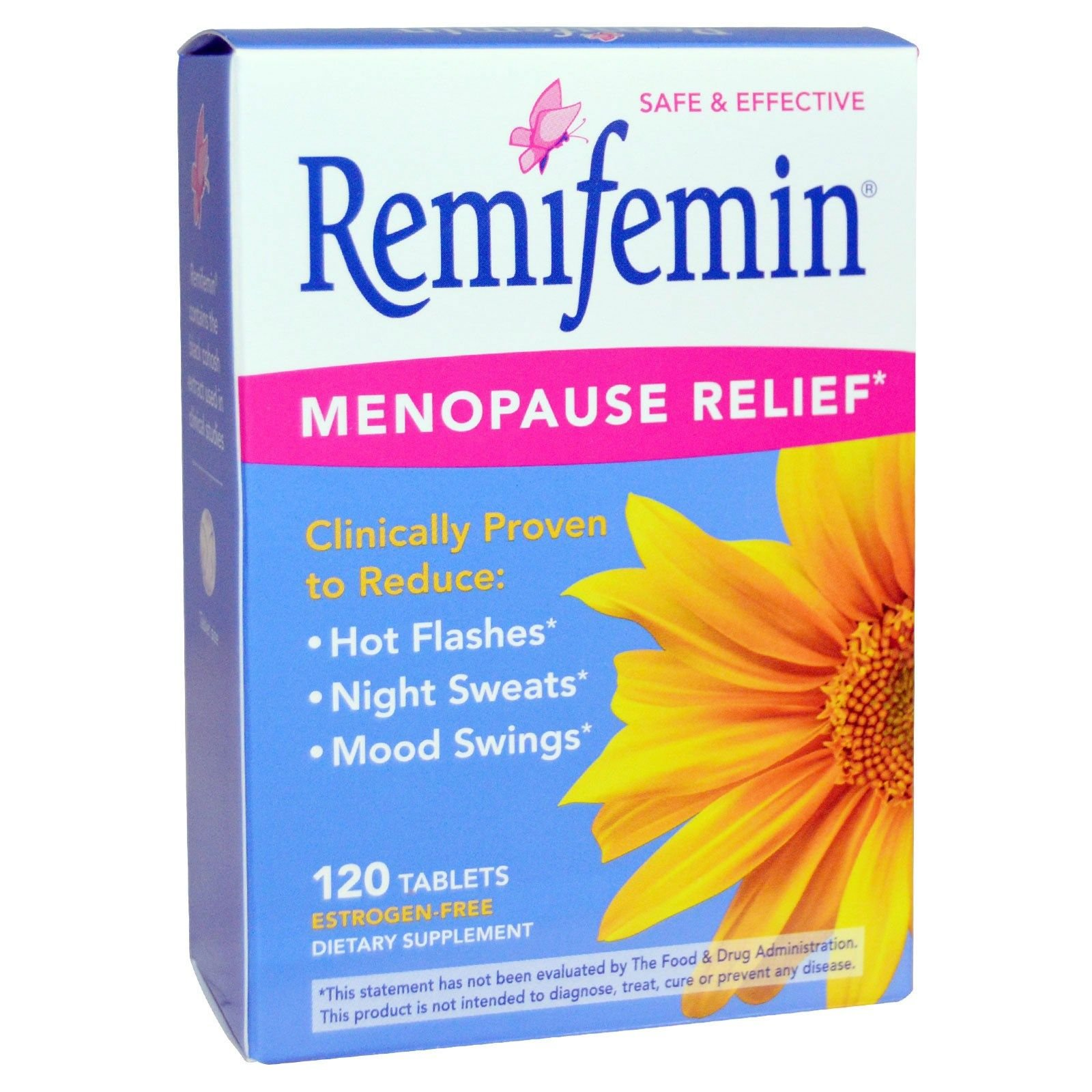Enzymatic Therapy Remifemin - 120 Tablets