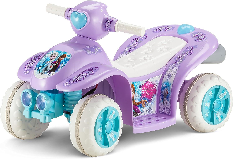 B00ME8SB3E Kid Trax Frozen 6V Toddler Quad Ride On 81DWgg%2BFVoL