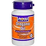 Oregano Oil, 90 Softgels - Now Foods - UK Seller