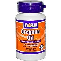 Oregano Oil, 90 Softgels - Now Foods - Qty 1