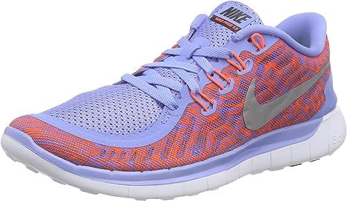 Nike Damen Free 5.0 Print Laufschuhe