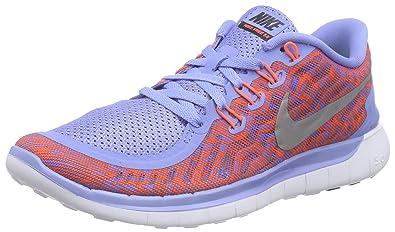 Nike Damen Free 5.0 Print Laufschuhe: Amazon.de: Schuhe & Handtaschen