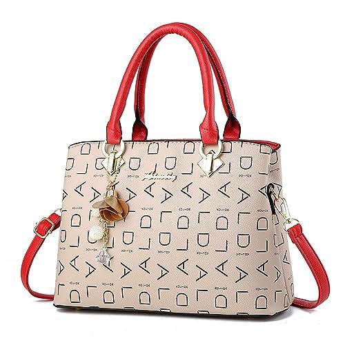 Amazon.com: Bolsas de mano para mujer, bolso de hombro ...
