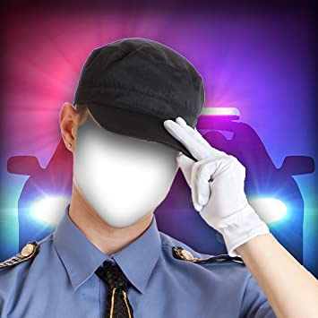 Amazon Com Police Photo Montage Appstore For Android