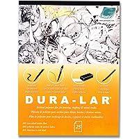 Grafix Matte 0.005 Dura-Lar Film, 9 12-Inch, 25 Sheets, 9x12 in, Original Version