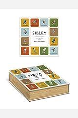 Sibley Backyard Birds Matching Game: A Memory Game with 20 Matching Pairs for Children (Sibley Birds) Game